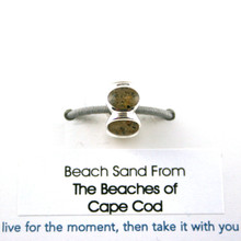 The Beaches Cape Cod Sand Bead