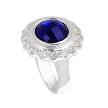 Scalloped Ring