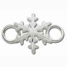 Convertible Snow Flake Clasp