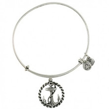 Nautical Anchor in Russian Silver