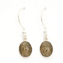 Cape Beach Sands Sand Drop Earrings Small