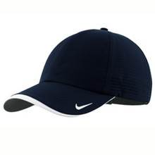 Nike Golf Dri-FIT Swoosh Perforated Cap With Monogram