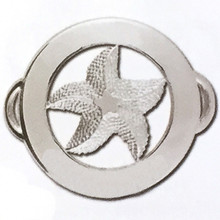 NEW Sterling Silver Starfish Clasp