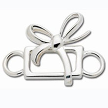 Convertible Sterling Silver Present Clasp