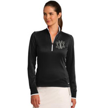 Nike Golf Ladies DriFIT Pullover with Monogram