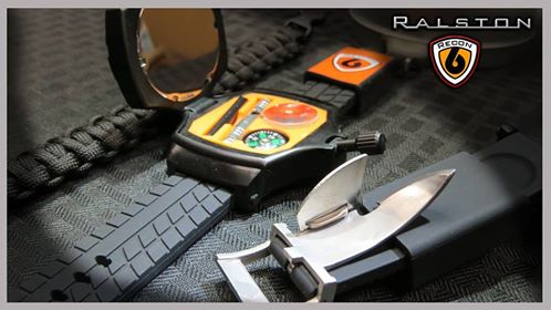 The Recon 6 Survival Watches Have Arrived! - DBA- Gear Up ...