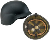 BALLISTIC HELMETS NIJ LEVEL IIIA  - BLACK