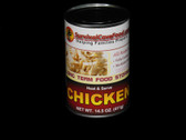 Canned Chicken Food Storage - 14.5oz