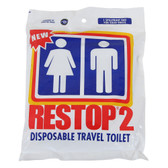 Restop 2 - Disposable Solid Waste Bag (Qty. 1)