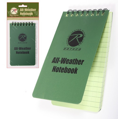 All-Weather Notebook
