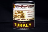 CASE OF CANNED TURKEY - 12 CANS (28oz)
