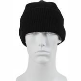 Wool Watch Cap - Black - Gear Up Center