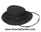 Boonie Black Hat