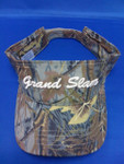 Grand Slam Camo Visor