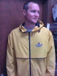 Grand Slam Logo Rain Jacket