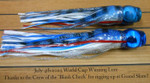 "The original and brand new Top Gun Maggot 14"" in color Old Glory"