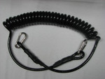 Coiled Safety Line