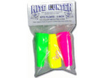 Kite Hunter Line Markers - 3in Non-Weighted