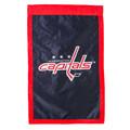 "Washington Capitals 28"" x 44"" Applique Double Sided Flag"