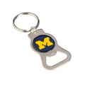Michigan Wolverines Key Chain Ring