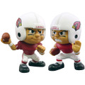 Arizona Cardinals Collectible NFL Quarterback Running Back Action Figures