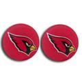 Arizona Cardinals Button Charm Stud Earrings