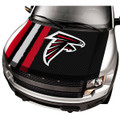 Atlanta Falcons NFL Automobile Hood Cover