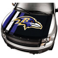 Baltimore Ravens NFL Automobile Hood Cover