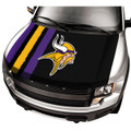 Minnesota Vikings NFL Automobile Hood Cover