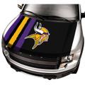 Minnesota Vikings NFL Automobile Hood Cover