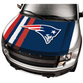 New England Patriots NFL Automobile Hood Cover