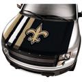 New Orleans Saints NFL Automobile Hood Cover
