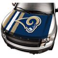 Saint Louis Rams NFL Automobile Hood Cover