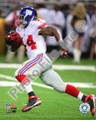 Ahmad Bradshaw NFL Rushing Action Photo