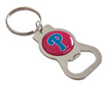 Philadelphia Phillies MLB Metal Bottle Opener Key Chain