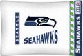 Seattle Seahawks NFL Jersey Stripe Microfiber Pillow Case
