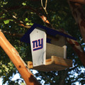 New York Giants NFL Bird Feeder