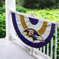 Baltimore Ravens NFL Bunting Party Banner
