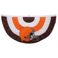 Cleveland Browns NFL Bunting Party Banner