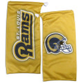 St Louis Rams NFL Microfiber Sunglasses Holder