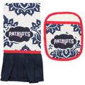 New England Patriots NFL Pot Holder and Kitchen Towel Set