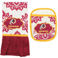 Washington Redskins NFL Pot Holder and Kitchen Towel Set
