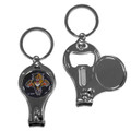 Florida Panthers NHL Metal Multi Purpose Key Chain Ring