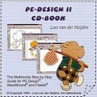 PE-Design II CD-Book by Loes van der Heijden