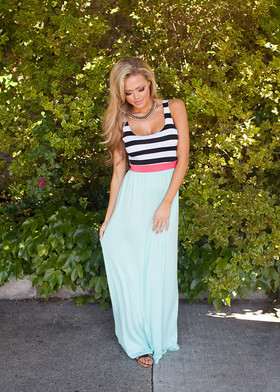 Mommy Mint Double The Fun Tank Maxi