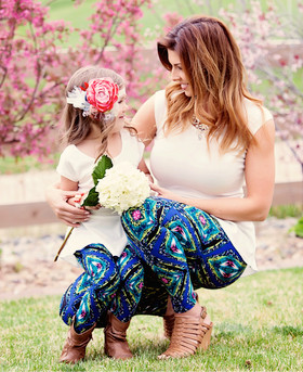 Mommy Starry Night Leggings