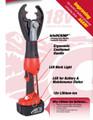 EK425L Gator®  Battery Powered Crimping Tool