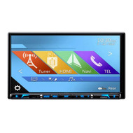 CLARION NX706AU 2-DIN 7 INCH DVD MULTIMEDIA STATION W/ NAVIGATION