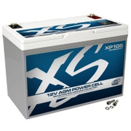 XS POWER XP105 105AH DEEP CYCLE SLA AGM BATTERY