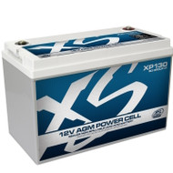 XS POWER XP130 130AH DEEP CYCLE SLA AGM BATTERY *$9 FLAT-RATE SHIPPING*